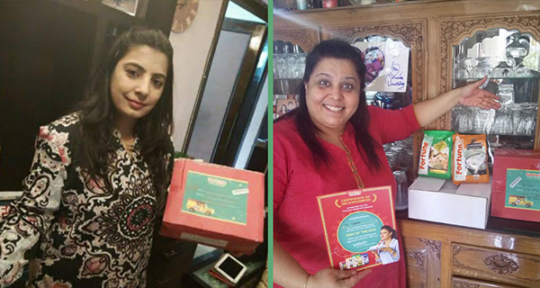 A Fortune-ate ride with Dish of the Day winners courtesy #RicefullyYours