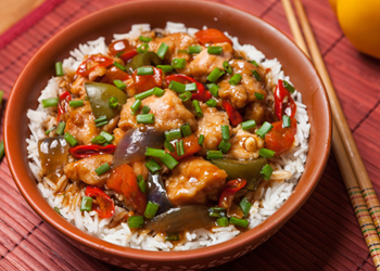 Chicken Pot Rice