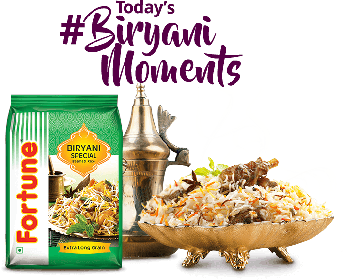 Biryani Moments