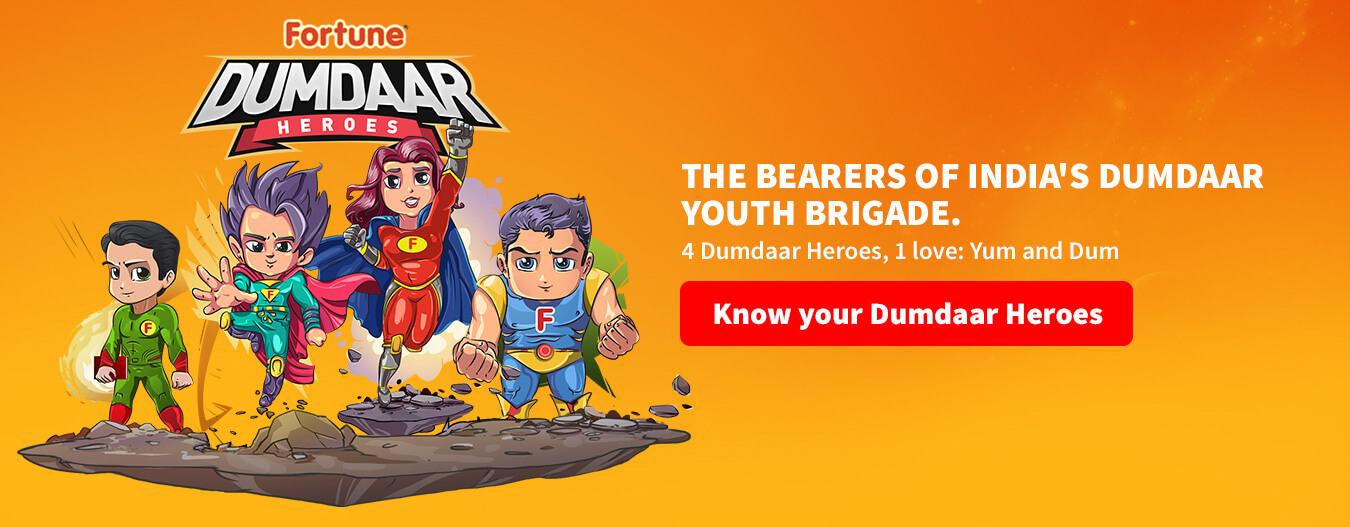 Know your Dumdaar Heroes