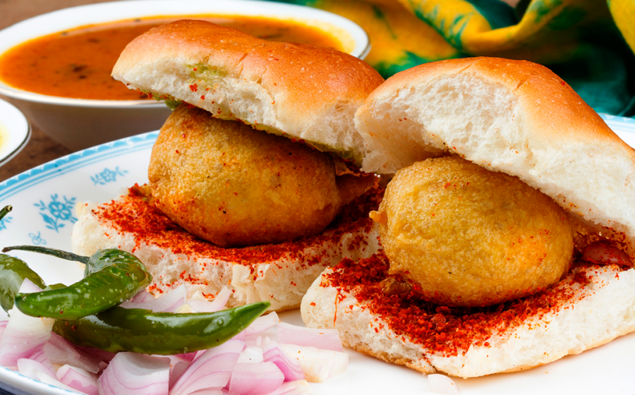 Spicy Treats: Mumbai's famous Vada Pav, now in your kitchen!