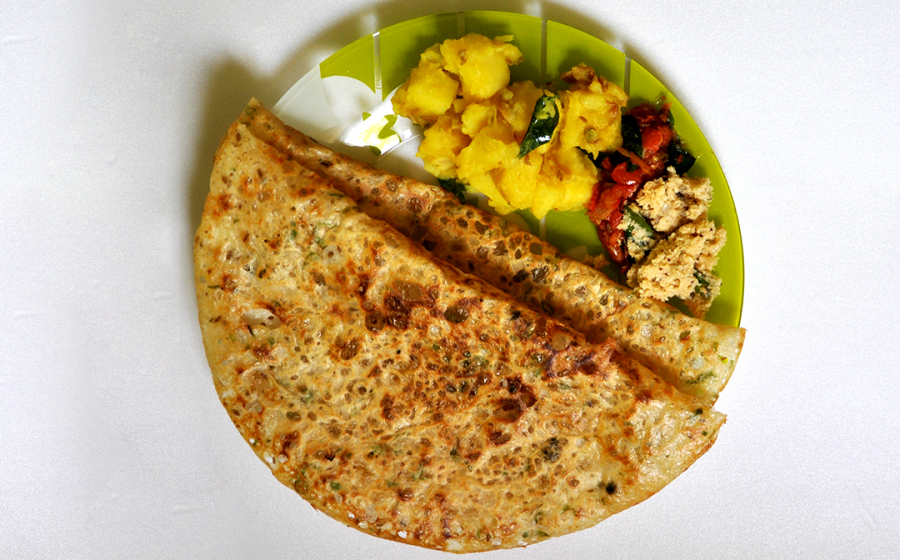 South Indian Delights: Rava Dosa