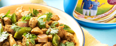 Chicken Sukha: A masaledaar dry relish for diabetics!