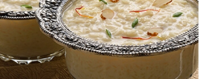 A sweet surp'rice' - Indian desserts made from rice!