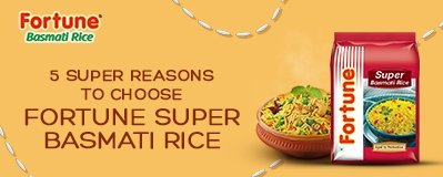 Basmati - The 'Super Grain'
