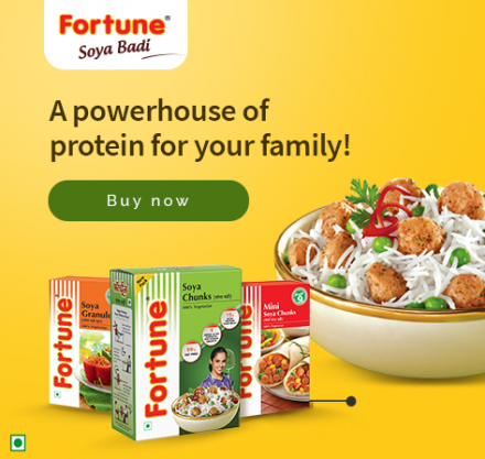 Fortune Soya Chunks