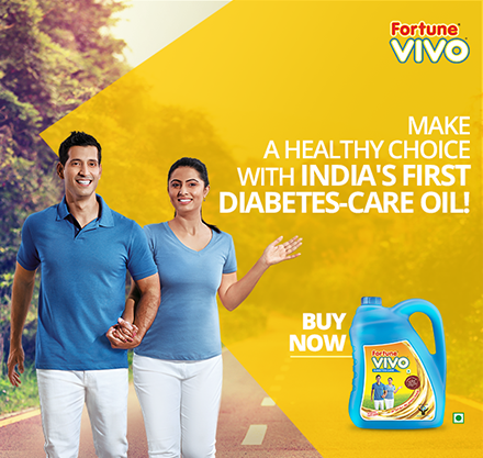 Fortune VIVO Diabetes-Care Oil