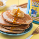 Applesauce Pancakes: Satisfy sweet cravings and keep diabetes at bay!