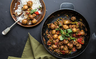 Your go-to tiffin recipe is here: Mushroom Masala