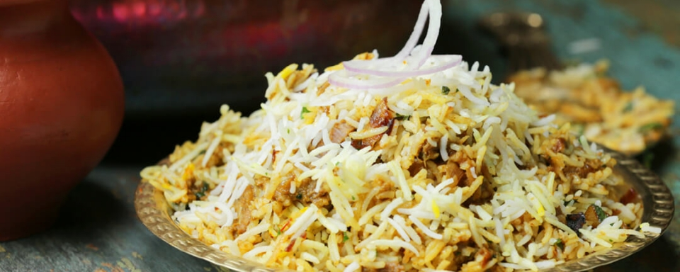 3 must-dos for non-sticky aromatic biryani