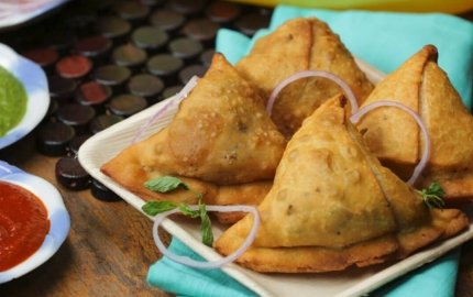 Samosa secrets unveiled: Shaping & deep frying must-knows