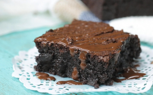 The secret to gooey brownies revealed!