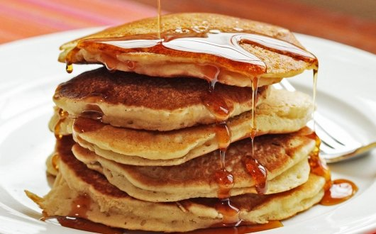 Make Sunday brunch special with Pancakes