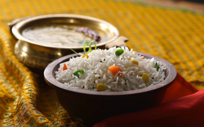 Party favourite, Veg Pulao