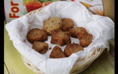 Soya Potato Nuggets