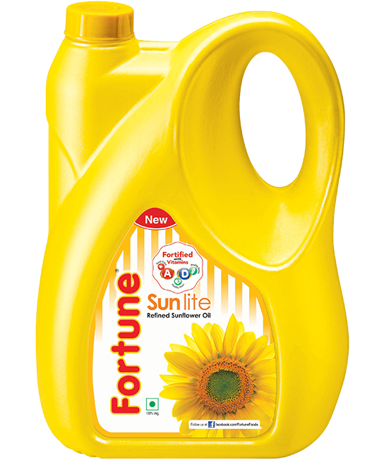 Best Cooking Oil | Sunflower oil - Fortune Foods