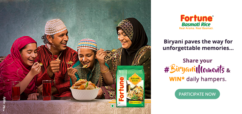 Biryani Moments Banner